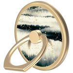 iDeal of Sweden - Magnetischer Halter - Selfie Finger Ring - Golden Tie Dye